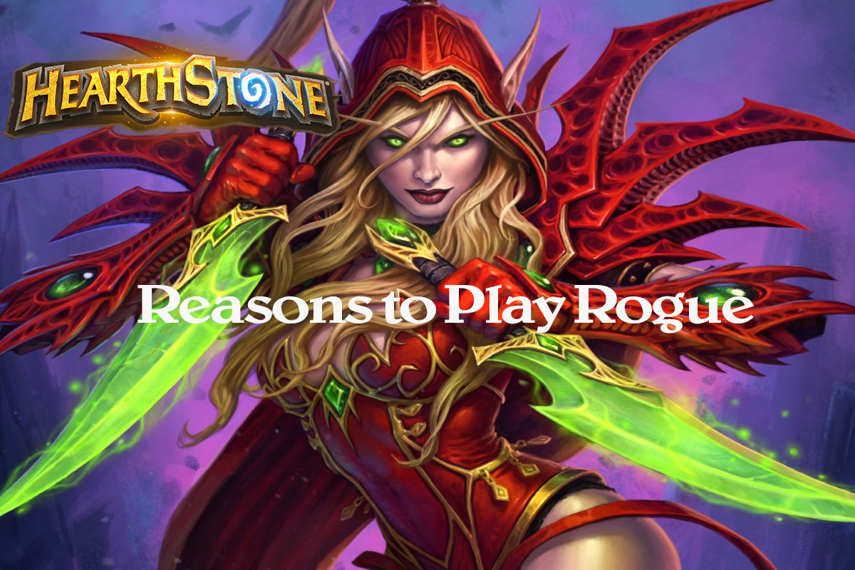 Hearthstone | Why you should be playing Rogue right now | Cursed