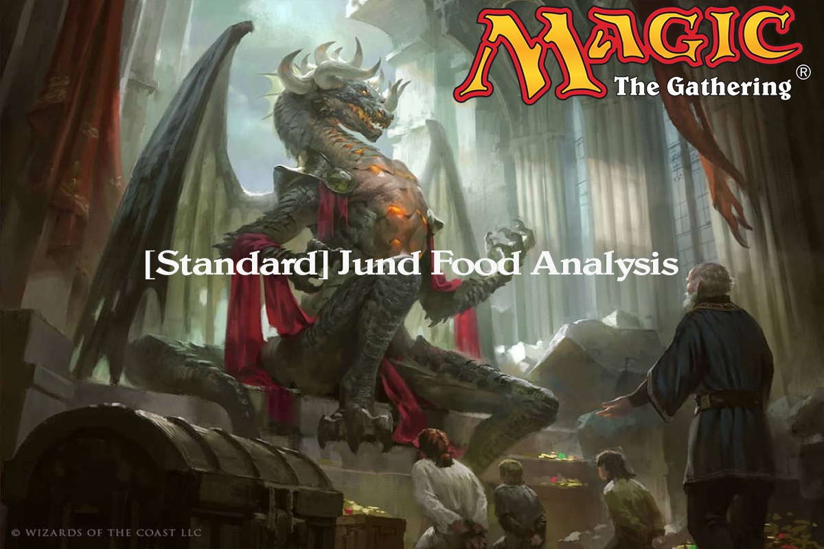 MtG | [Standard] Jund Food  –  Analysis | Titan