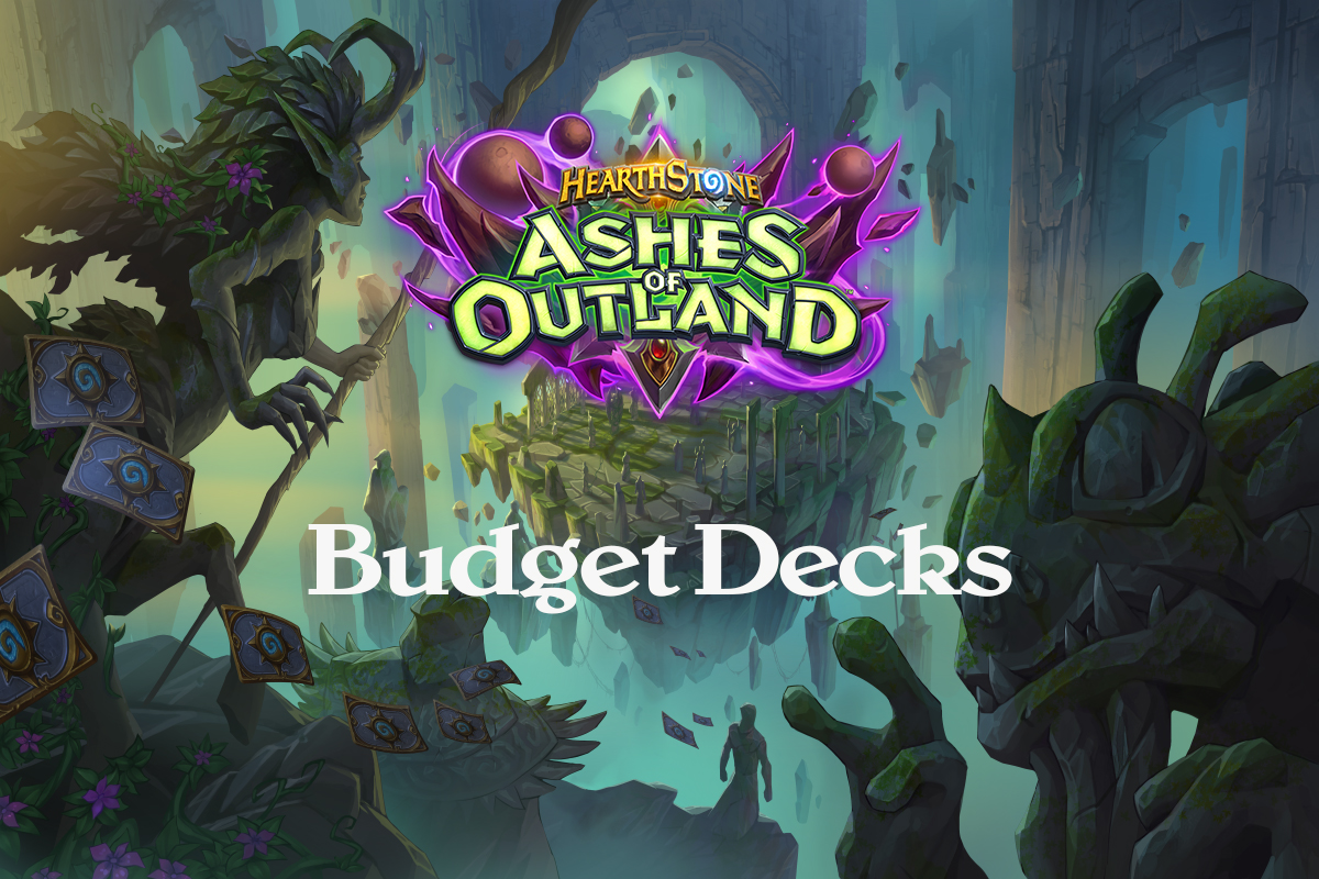 Hearthstone | Ashes of Outland Budget Decks | Cursed