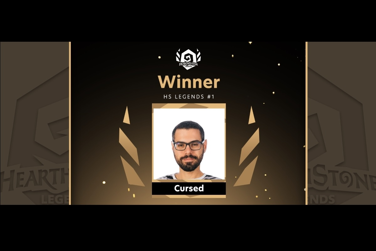 "Hearthstone Legends #1 | Nasos ""Cursed"" Papadimitriou is the winner!"