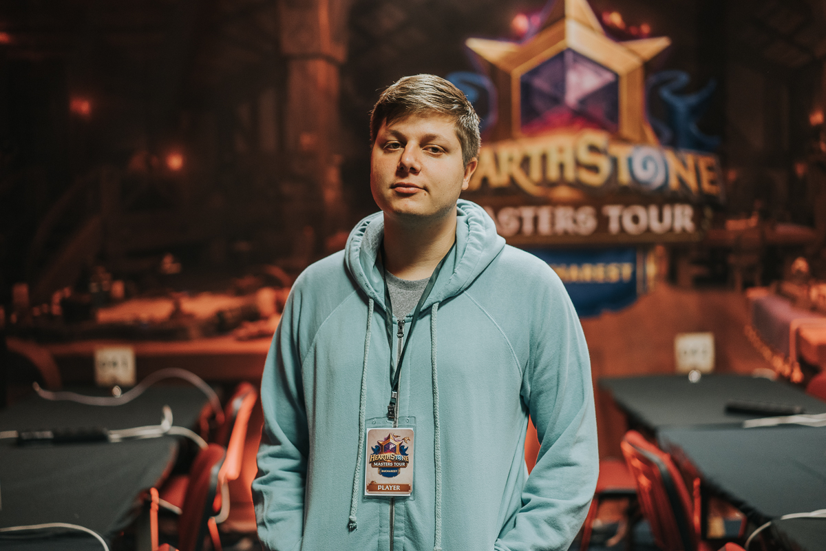 "Hearthstone Masters Tour Montreal Online | Giorgos ""Pain"" Karapiperis Qualified!"