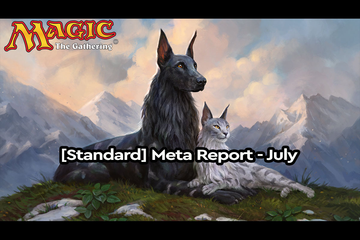 Magic: The Gathering | [Standard] Meta Report – July | Titan