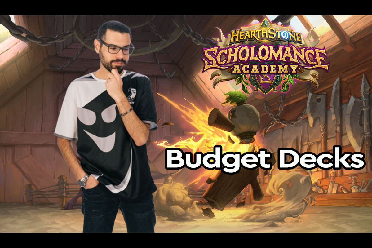 Hearthstone | Scholomance Academy: Budget Decks | Cursed