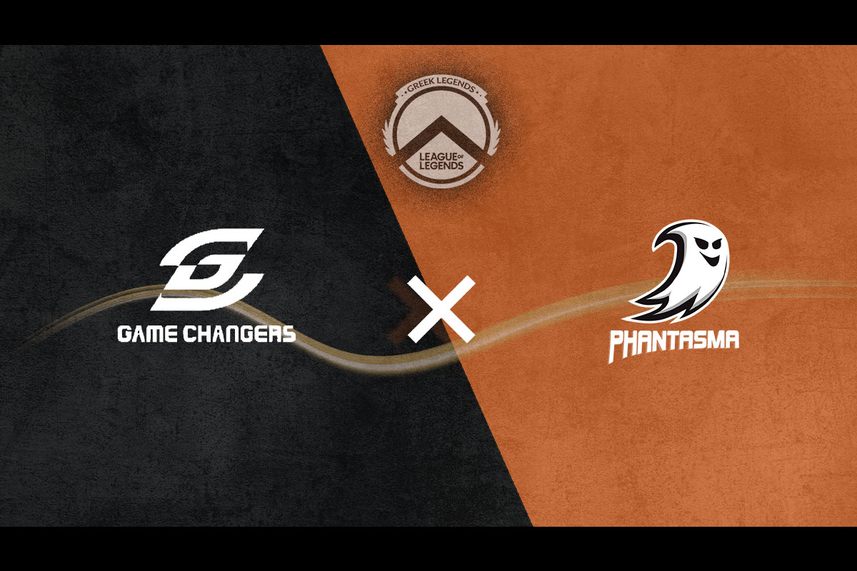 Team Phantasma x Game Changers! Official Collaboration for the GLL League!